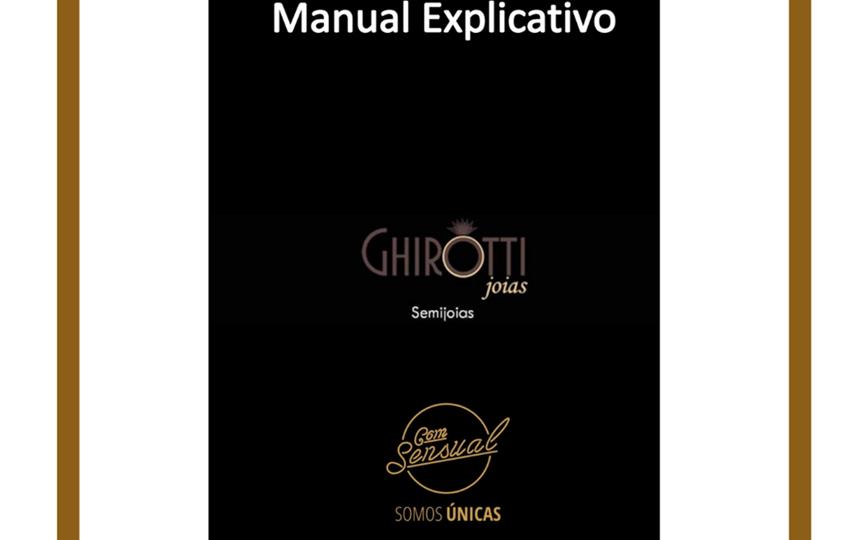 MANUAL EXPLICATIVO GHIROTTI JOIAS