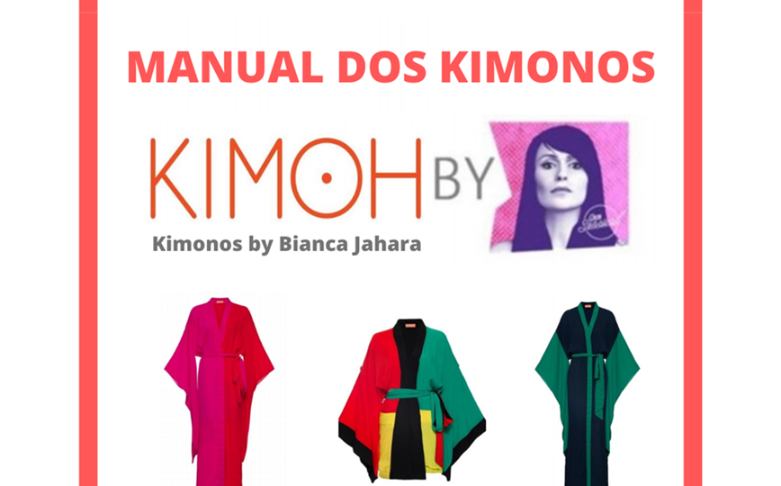 Manual dos Kimonos